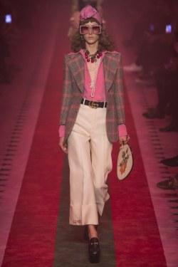 Gucci Spring 2017 Look 1